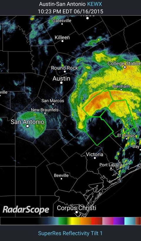 San Antonio has gone batty!