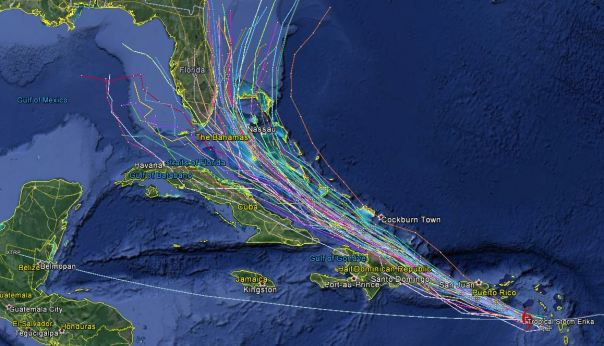 1800z Track Models plus extrapolation