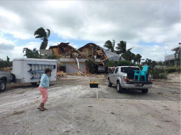 Siesta Key- Sarasota Tornado Damage
